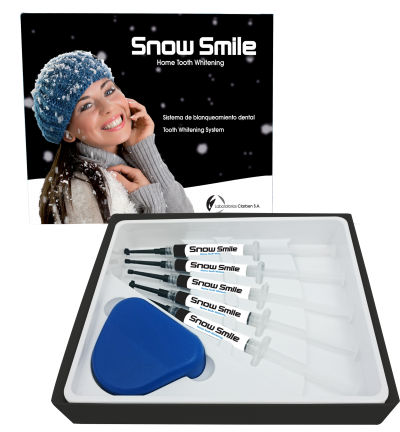 BLANQUEAMIENTO SNOW SMILE